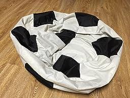 Amazon Com Big Joe Soccer Bean Bag With Smart Max Fabric