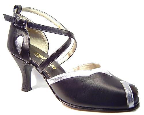Zapatos De Tango Para Dama Salsa Latino Baile Mujer - Mythique - Guatemala - Talla 42: Amazon.es: Zapatos y complementos