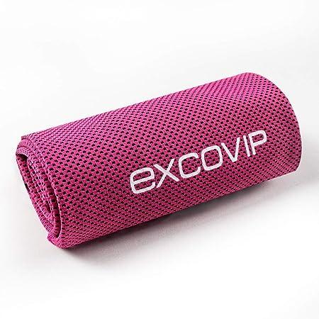 EXCO Toalla de Yoga Fresca Antideslizante - Microfibra Super ...