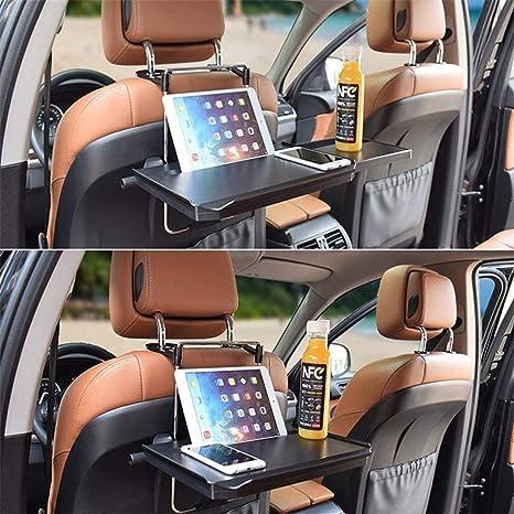 Auto Laptop Schreibtisch Faltbar Tragbar Reise Mehrzweck Laptop Tasche Ständer Für Auto Für Ipad Halterung Auto Fahrzeug Rücksitz Laptop Tablet Notebook Speisen Arbeit Halterung Auto