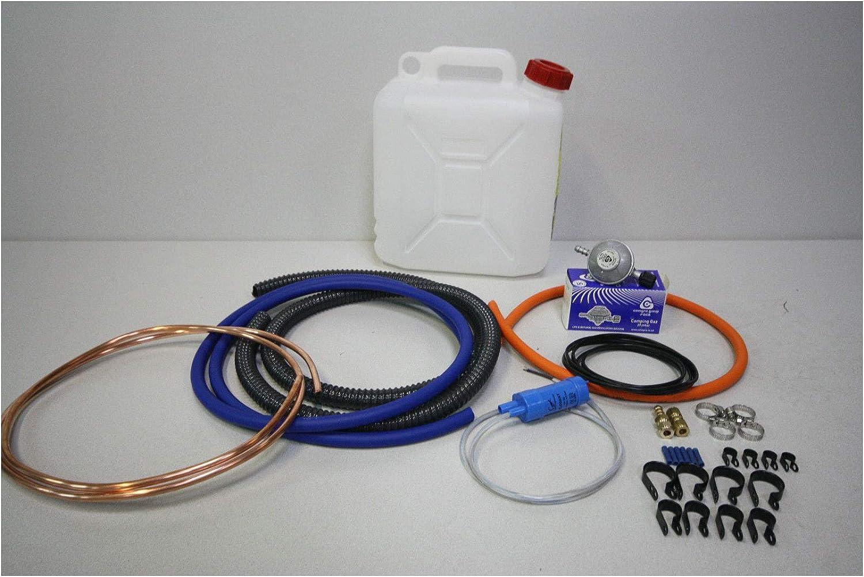 Desconocido Kit de Gas y Agua para Smev 9222, Cocina de ...