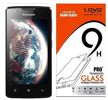 Lenovo A1000 Screen Guard Tempered Glass Screen: Amazon in