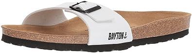 Bayton - Fashion / Mode - Achille White - Taille 42 - Blanc FT09iIEB95