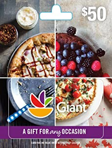 Giant Food Landover Gift Card