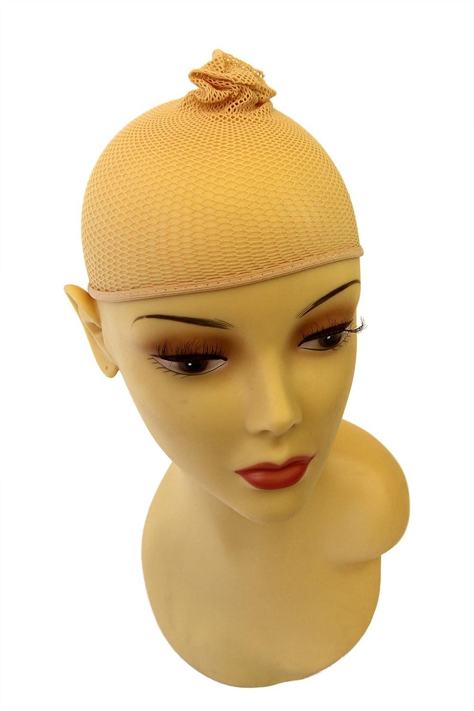 WIG ME UP ® - Redecilla rubia, Capa inferir de Peluca (HNB) VK Event Fashion