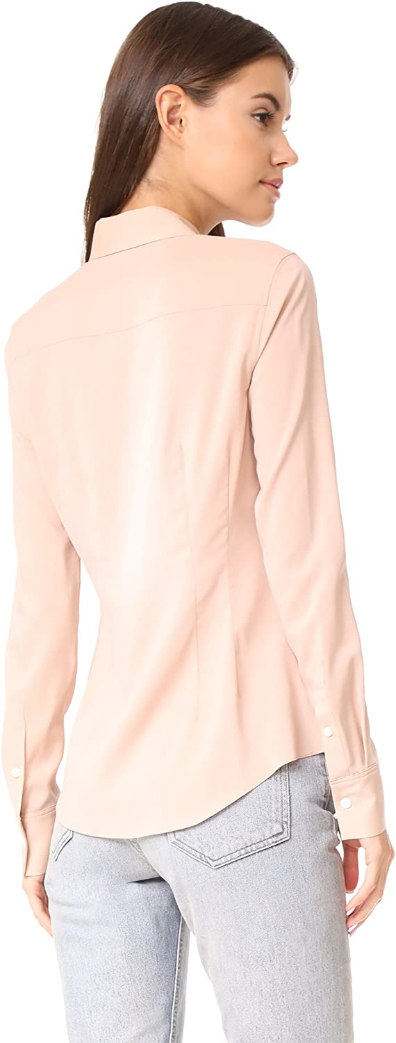 Theory Womens Perfect Fitted Top