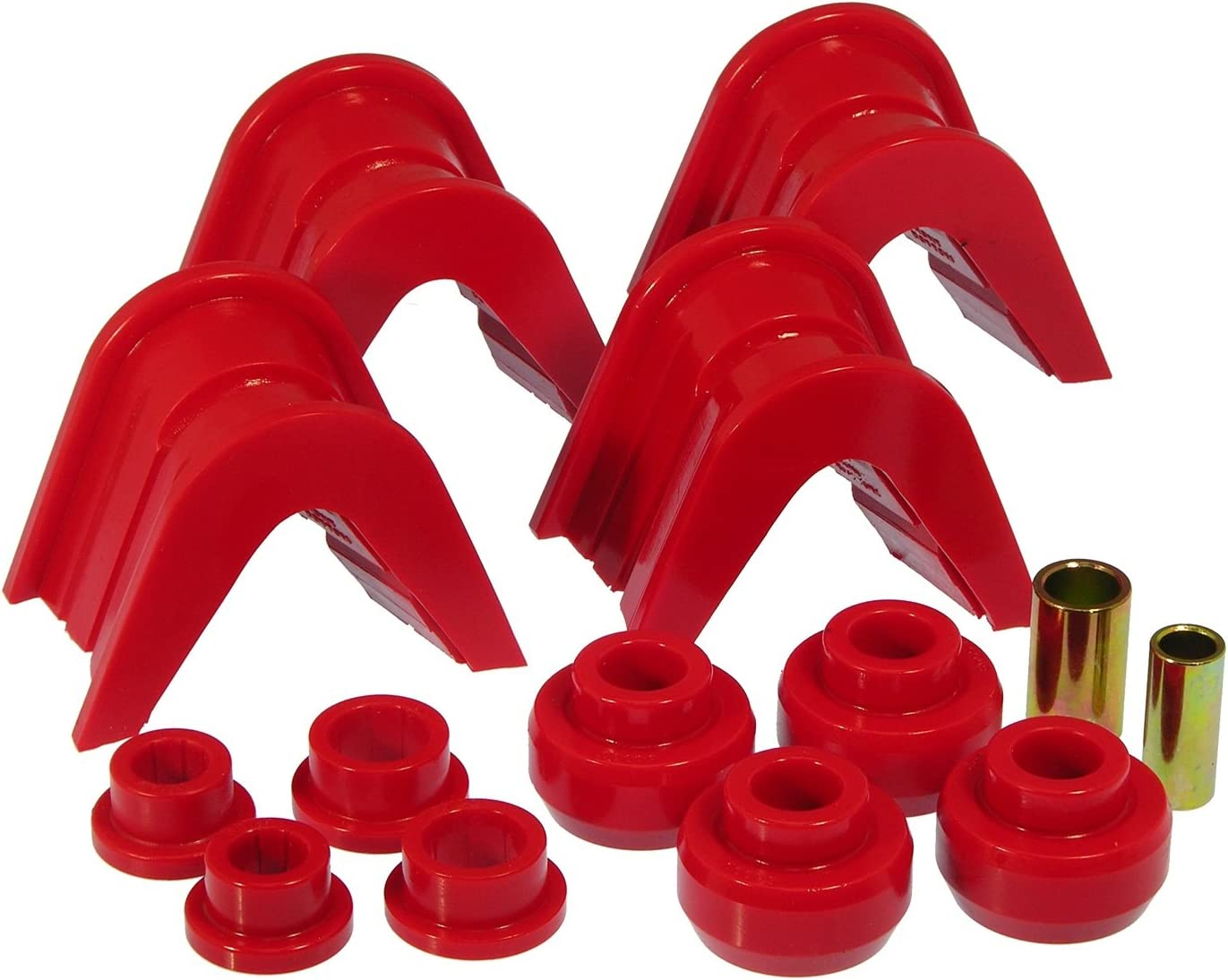 Prothane 6-1901 Red 2 Degree Offset Complete Bushing Kit