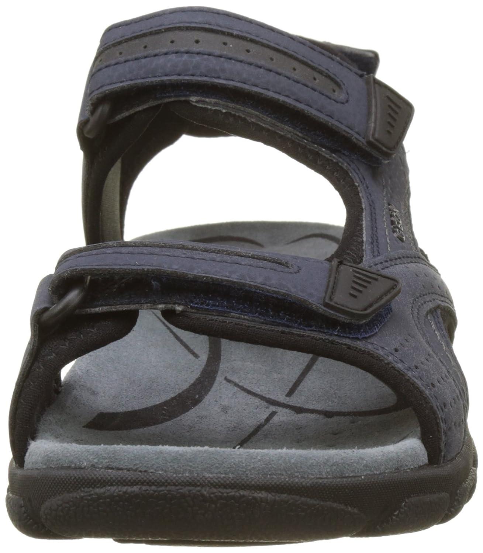 Geox Uomo Sandal Strada D Sandalia con Pulsera para Hombre