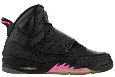 online store 9bbfa 7ab91 Image Unavailable. Image not available for. Color  Jordan Nike Youth Air  Son of Mars Girls Basketball Shoes ...