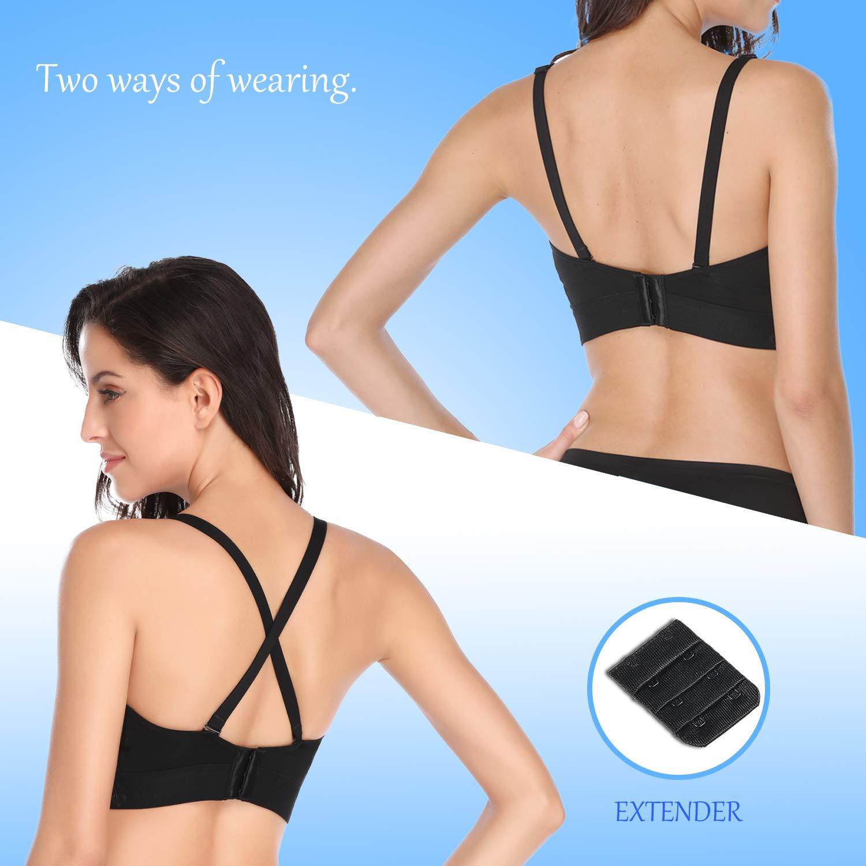 Lupantte Adjustable Breastfeeding Bra for Holding Breast Pumps Like Spectra Hands Free Pumping /& Nursing Bra Medela Bellababy,etc. Philips Avent Lansinoh Ameda Large