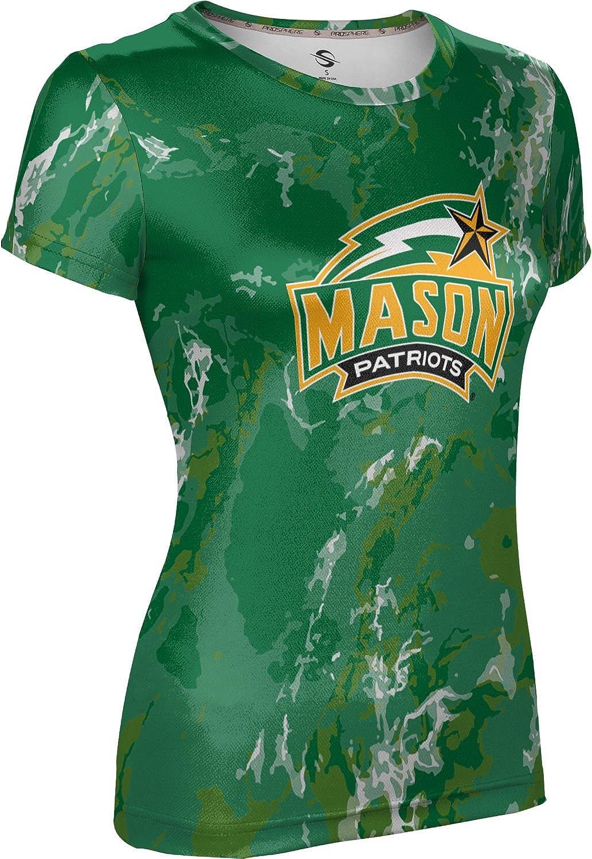 ProSphere George Mason University Girls Performance T-Shirt Marble