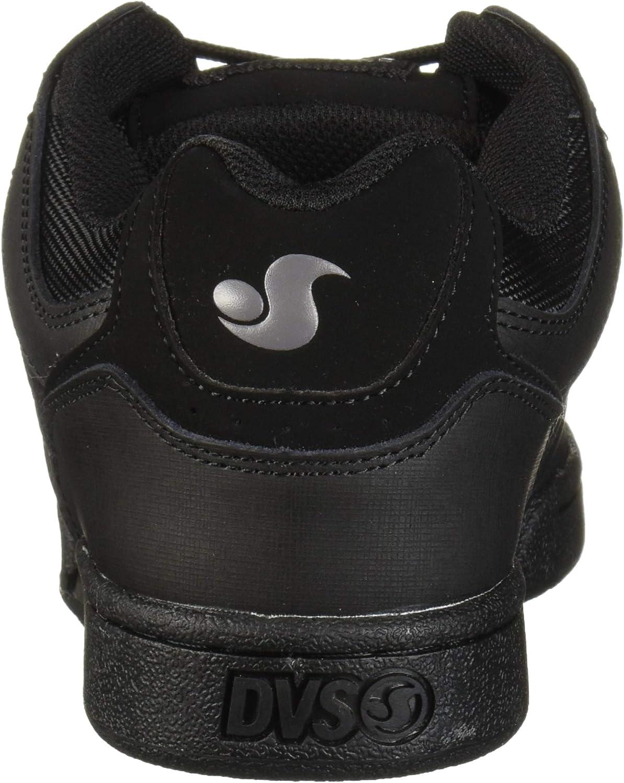 DVS Herren Celsius Skateboardschuhe Brindle//Black Nubuk 41 EU