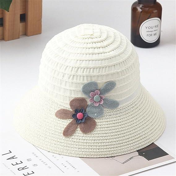 Fashion cap Gorra Sombrero de Paja de Verano para Niños Sombrero de ...