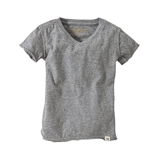 244f16dd7 Amazon.com: Burt's Bees Baby Baby Boys' T-Shirt, Short Sleeve V-Neck ...