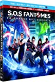 SOS Fantômes [Combo Blu-ray 3D + Blu-ray 2D version longue + DVD + Copie digitale UltraViolet] ( boite en plastique) [Combo Blu-ray 3D + Blu-ray 2D version longue + DVD + Copie digitale UltraViolet]