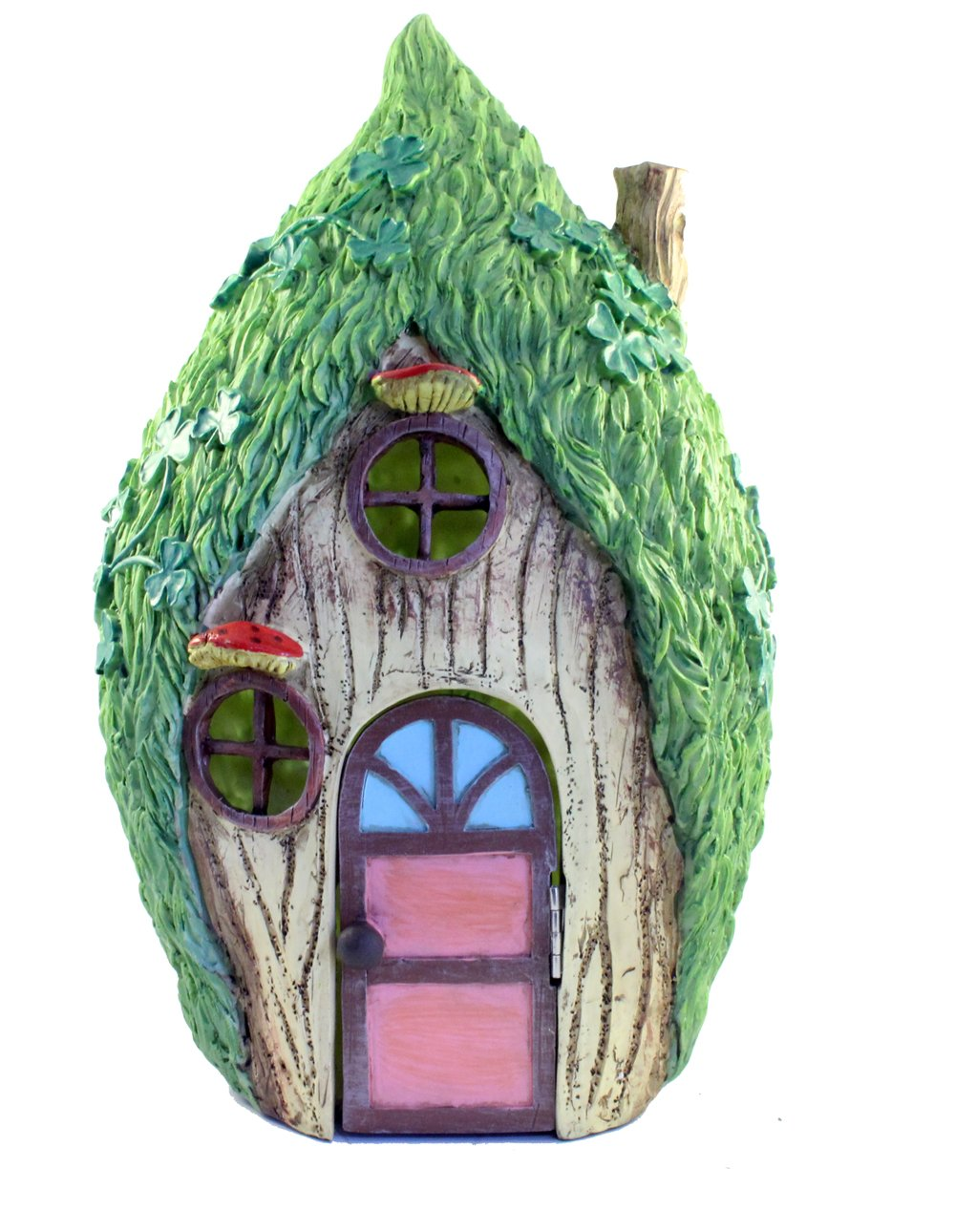 Tree Fairy House Garden Ornament