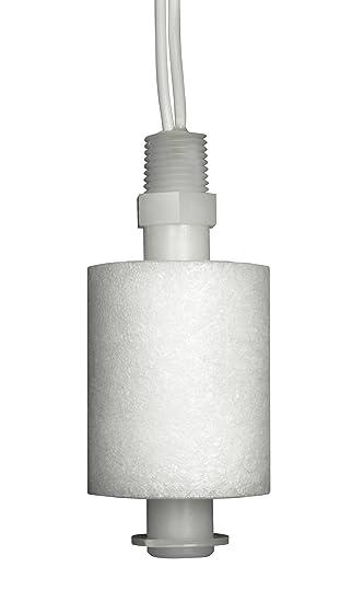 Interruptor de nivel de líquido, poli flotador: Amazon.es: Bricolaje y herramientas