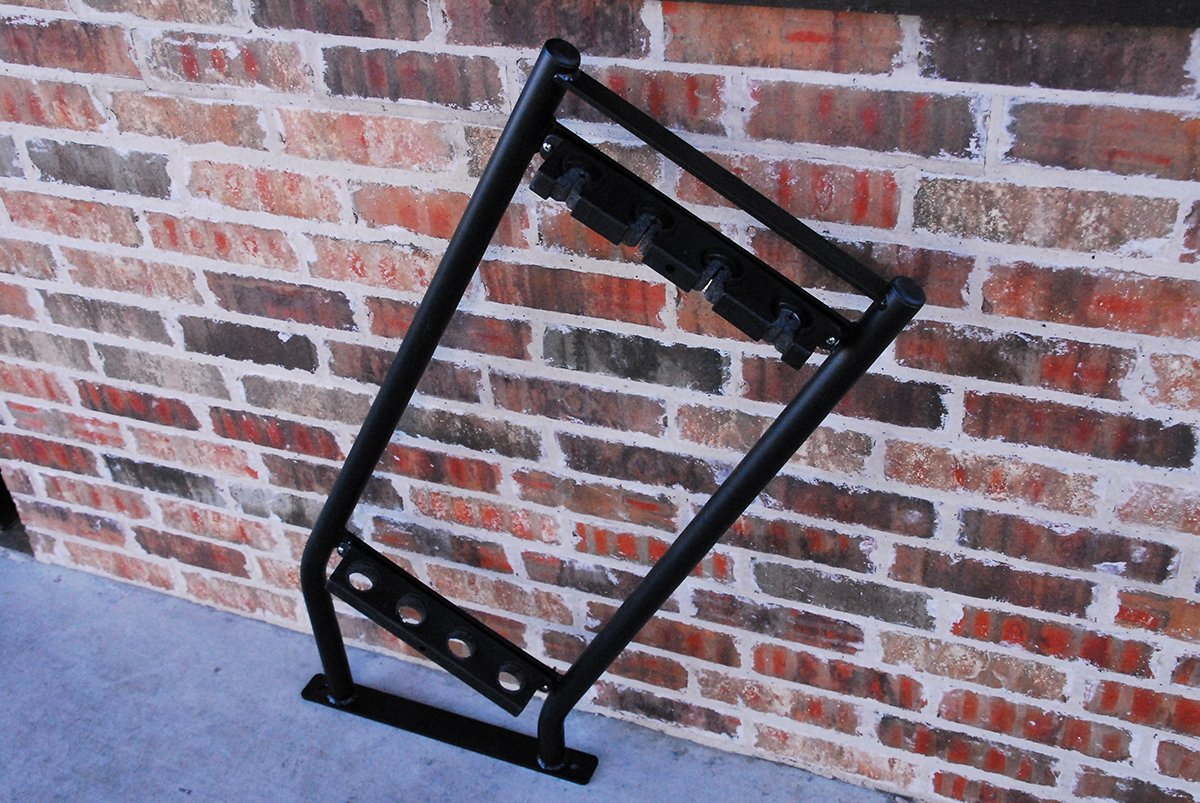 Fishing Pole Rack by Ryde Industries by Ryde Industries
