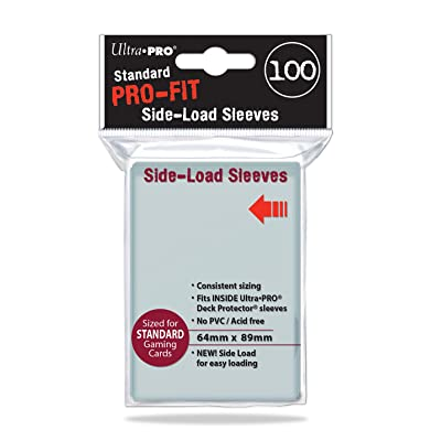 PRO-Fit Standard (Magic) Size Side-loading Inner Sleeves: Home & Kitchen