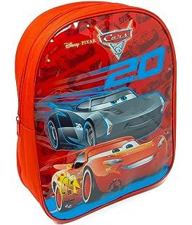 b834360a6e8 Disney CR29001 Cars Lightning McQueen Children's Backpack, 29 cm ...