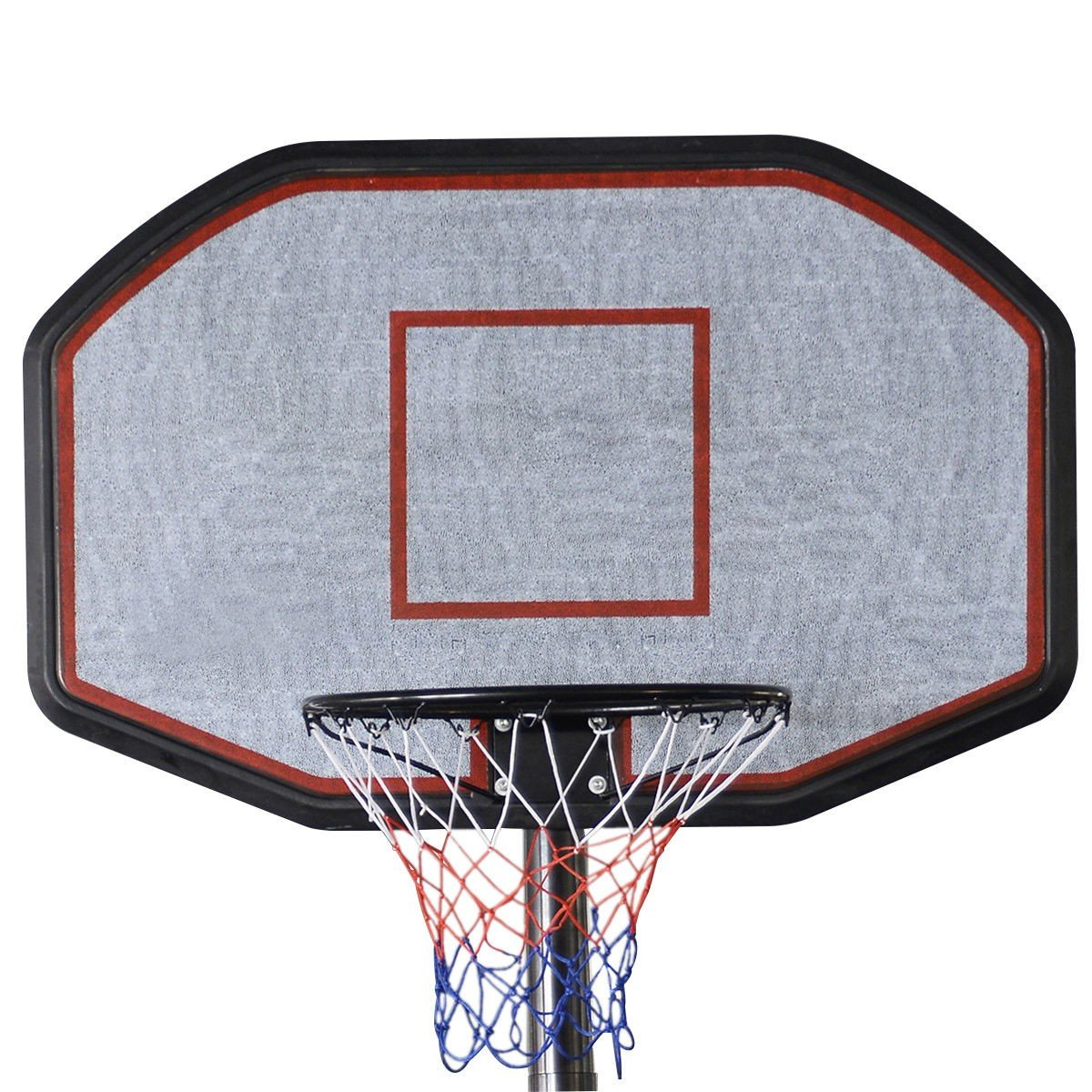 USA_BEST_SELLER Indoor Outdoor Adjustable Height Basketball Hoop Backboard with Wheels by USA_BEST_SELLER (Image #4)