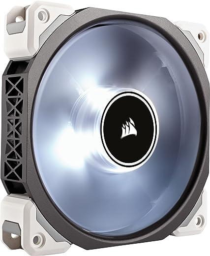 مروحة تبريد مغناطيسية ممتازة 120 ملم من كروسير ML120 برو، ابيض، 120 ملم CO-9050041-WW