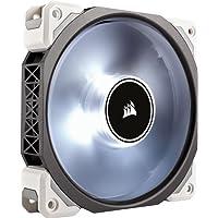 Corsair ML120 Pro LED, White, 120mm Premium Magnetic Levitation Cooling Fan, CO-9050041-WW