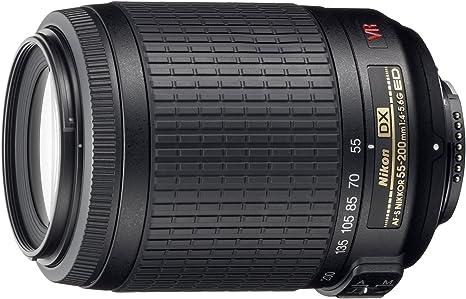 52mm UV Filter 52 mm UV Filter Pro Glass 52mm HD MC UV Filter for Nikon AF-S DX Nikkor 55-200mm f//4-5.6G ED 52mm Ultraviolet Filter