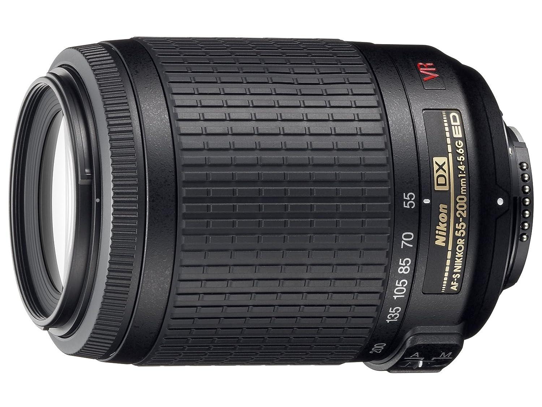 Nikon AF S DX VR mm F  G Objetivo para Nikon