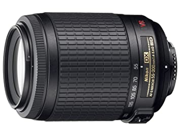 e9c5d36f11e10 Nikon AF-S DX VR 55-200mm F4-5.6 G  Amazon.es  Electrónica