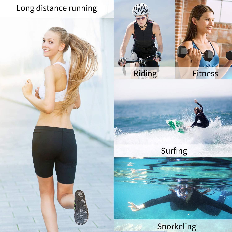 OctiveMe Water Shoes Quick-Dry Lightweight Barefoot Aqua Socks Beach Swim Outdoor Sports Shoes for Men Women Kids