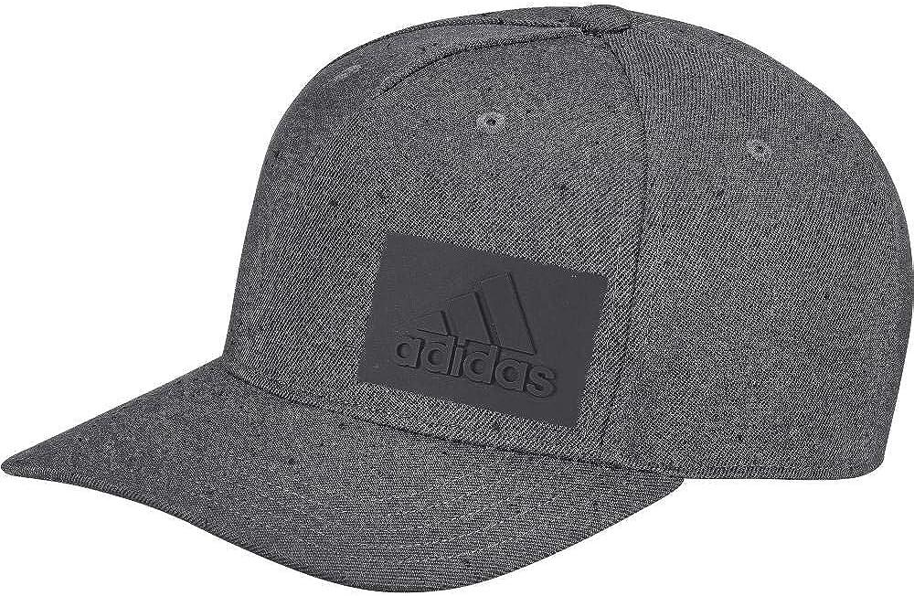 adidas H90 Melange Cap Gorra de Tenis, Hombre, Gris Negro/Carbon ...