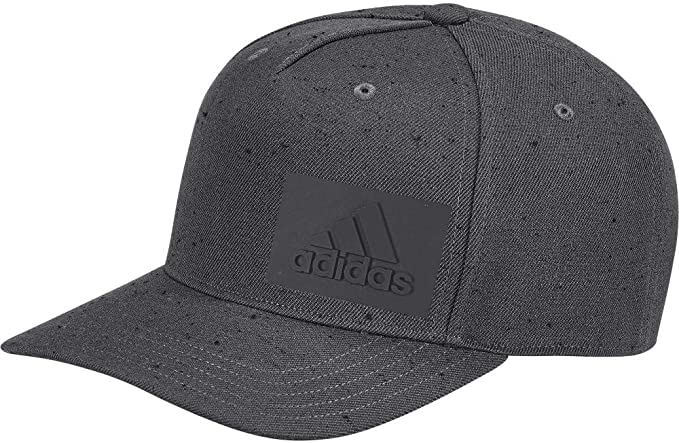 adidas H90 Melange Cap Gorra de Tenis, Hombre, Gris Negro ...