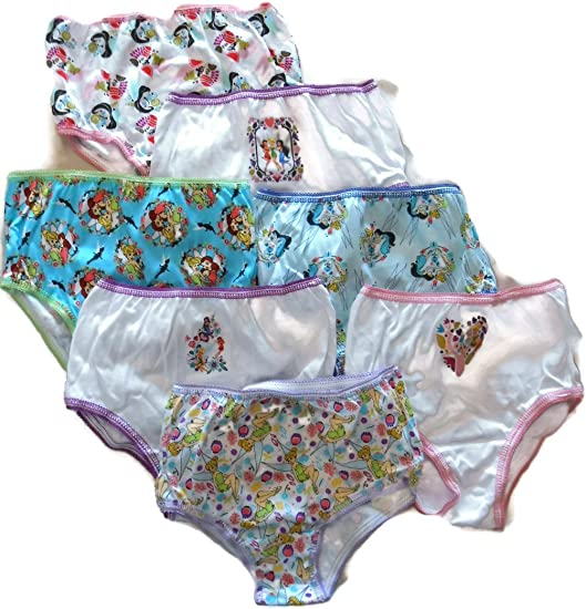 Girls Underwear Panties Tinkerbell Bell