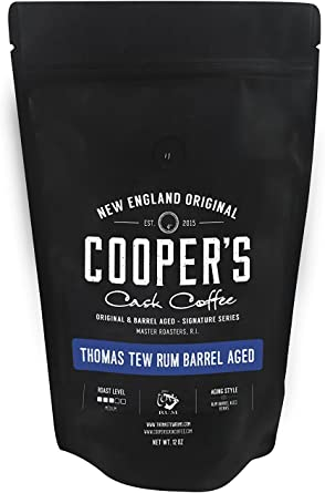 Coopers Cask Coffee Ruanda con Ron crianza café - bolsas de ...