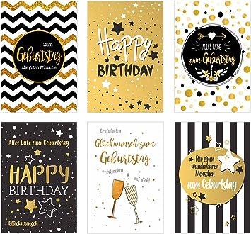 zum 30 Geburtstag Geburtstagskarte mit Kuvert Glückwunschkarte NEU #26#