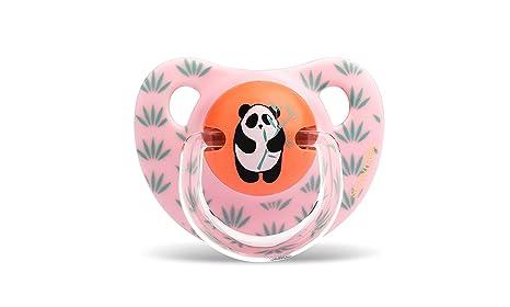Suavinex 304028 Pack de chupete Physio con chupete Panda ...