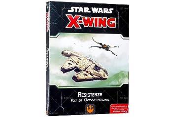 Asmodee Italia Star Wars X-Wing - Kit de conversión de Resistencia ...