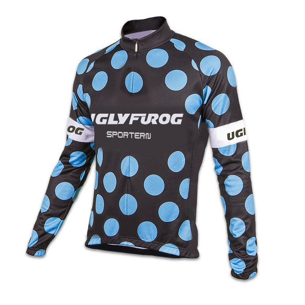 Uglyfrog 2018 LS23 Frühling Und Herbst Outdoor Herren Atmungsaktiv Und Lange ärmel Radfahren Jersey Fahrrad Hemd Triathon Kleidung