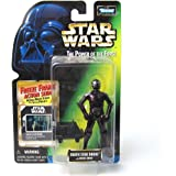 Star Wars: Power of the Force Freeze Frame Death Star Droid Action Figure