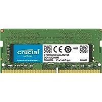 Micron Memoria Crucial Notebook 4Gb DDR4 2400Mhz, Preto