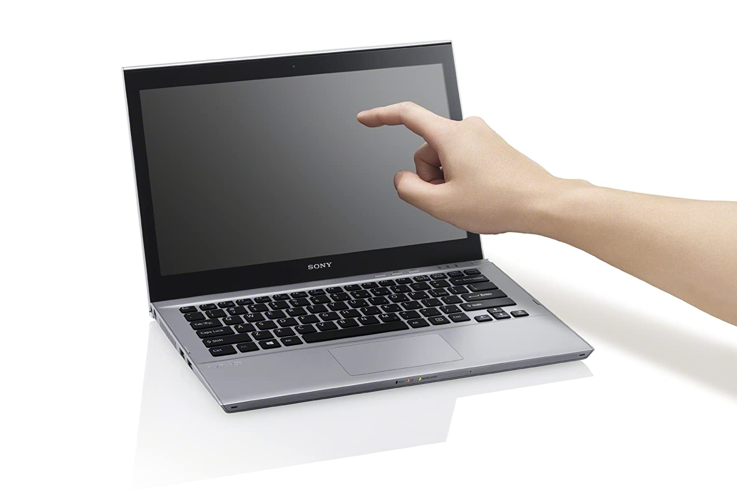 Sony vaio t13 ultrabook review the register - Amazon Com Sony Vaio T Series Svt13138cxs 13 3 Inch Touchscreen Ultrabook 2 0 Ghz Intel Core I7 3537u Processor 8gb Ddr3 256gb Ssd Windows 8 Silver
