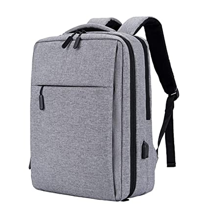 a8b6f14826e Amazon.com: USB Charging 17.3/15.6 Inch Laptop Backpack Anti Theft ...