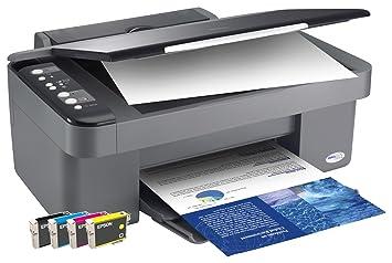 Epson Stylus DX4050 Inyección de Tinta 23 ppm 5760 x 1440 ...