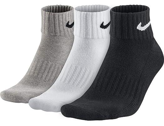coupon codes wholesale outlet hot sale Nike One Quarter Socks 3PPK Value