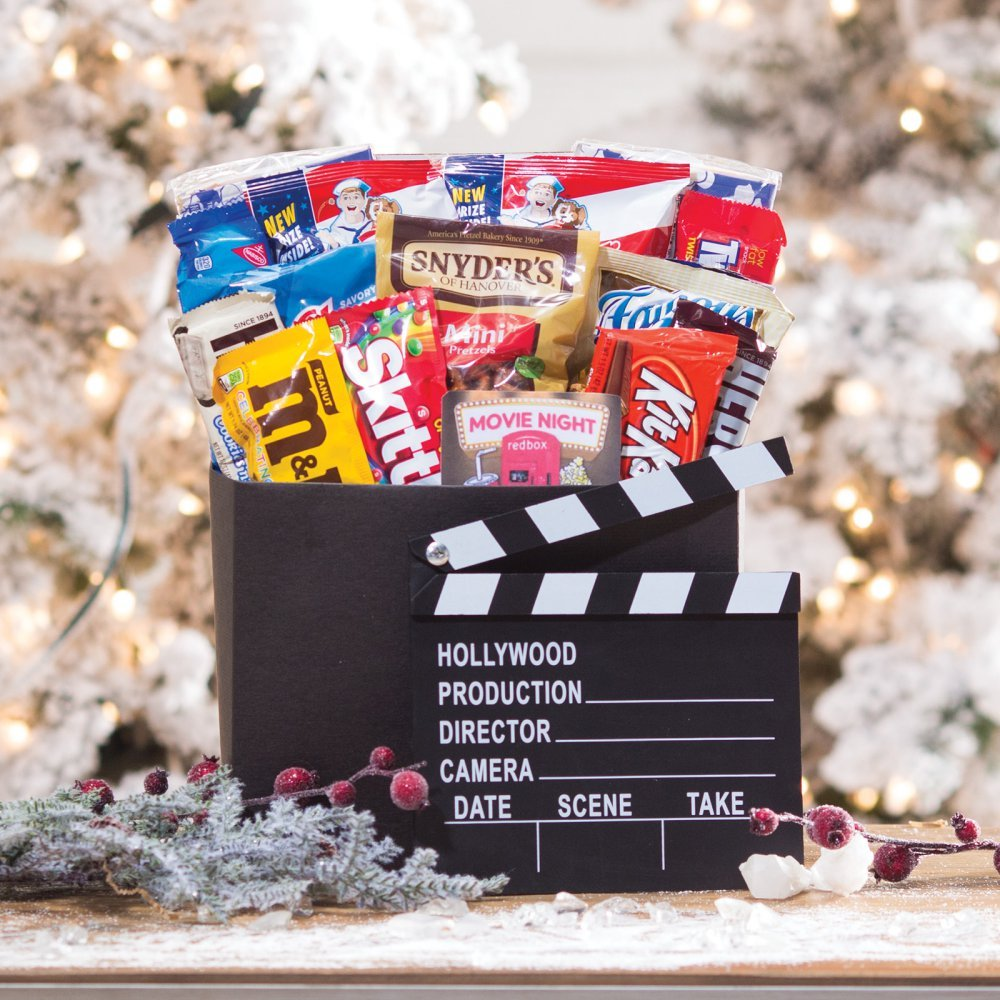 Amazon family flix movie night gift box with red box gift card amazon family flix movie night gift box with red box gift card health personal care negle Gallery