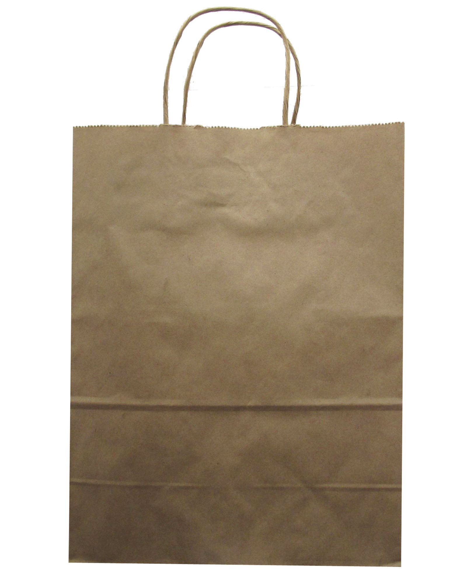 Jillson Roberts Bulk Medium Recycled Kraft Bags Available in 13 Colors, Natural, 250-Count (BMK918)