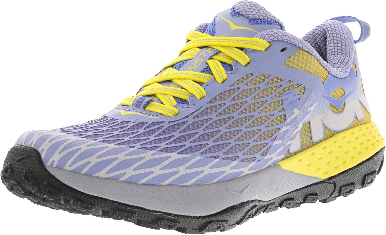 Hoka One Women's Speed Instinct Ultramarine/Aurora Ankle-High Running Shoe - 5.5M