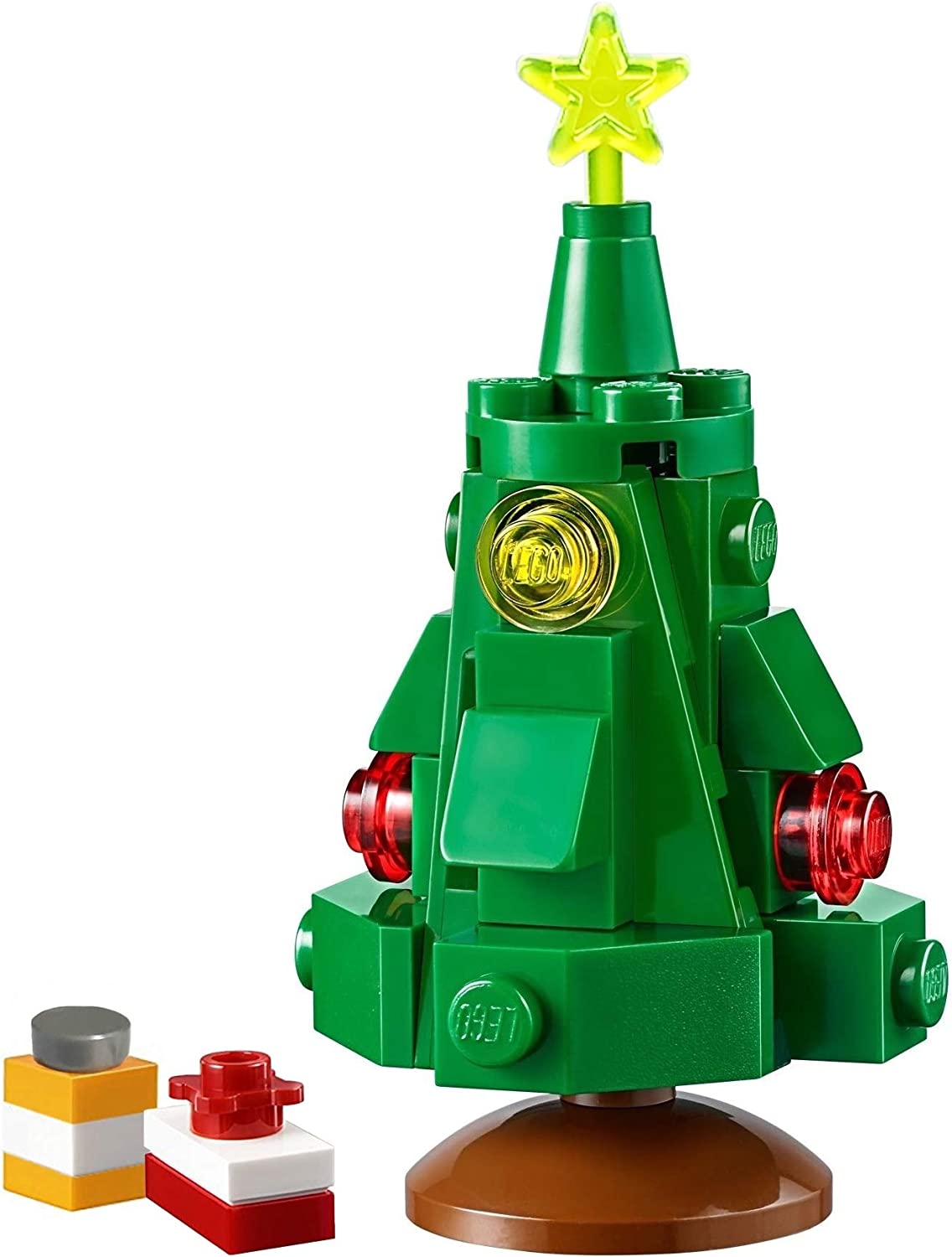 LEGO Holiday Mini Build Set - Little Christmas Xmas Tree (with Presents) 10245