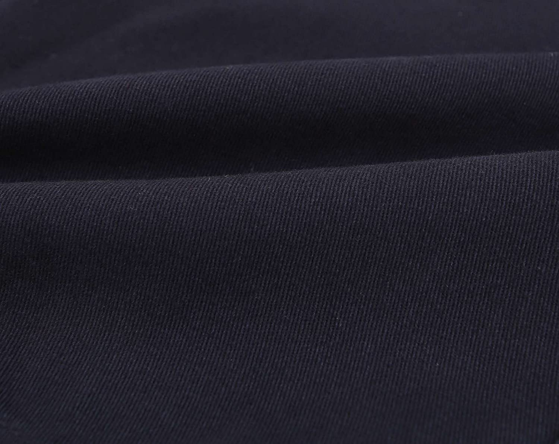 Bienzoe Ragazzi Uniforme Scolastica Cotone Bermuda Pantaloncini